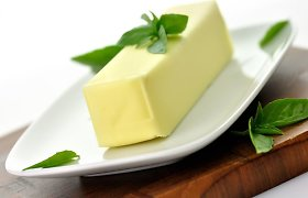 Pieno produktų kainos kyla: labiausiai per metus pabrango sviestas