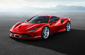 """Jau aišku, kada pamatysime pirmą elektrinį """"Ferrari"""": ar įmanoma džiaugtis superautomobiliu ir be V12 variklio?"""