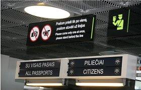 Kauno oro uoste pareigūnai anuliavo į Dubliną susiruošusio airio bilietą – grąžino į Prienus