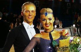 Lietuvos šokėjų poros – reitingo viršūnėje