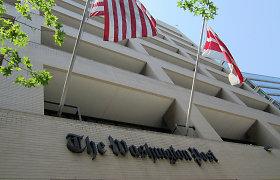 """""""The Washington Post"""" nušalino žurnalistę dėl tviterio įrašo apie K.Bryantą"""