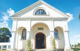 Šventė visą vasarą: Šlapaberžei – 650, Nukryžiuotojo Jėzaus bažnyčiai – 160
