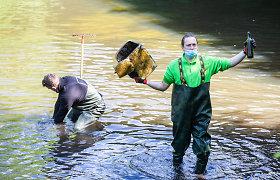 Pirmąjį birželio savaitgalį kviečia švarinti upes ir jų pakrantes