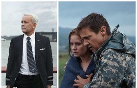 """""""Oskarų"""" svetainėje tarp nominantų per klaidą atsirado Tomo Hankso ir Amy Adams pavardės"""