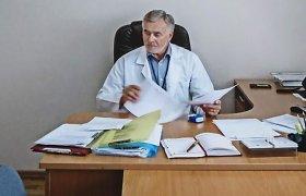 """Alytaus ligoninės vadovas: """"Įkūrus regioninę COVID-19 ligoninę, miesto ligoniai būtų labai nuskriausti"""""""