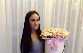 """Gretai Lebedevai suėjo 27-eri: """"Iki kito gimtadienio vestuvės įvyks"""""""