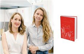 Natūralios kosmetikos receptų knygą išleidusios Lena ir Eglė: mes už tai, kad žmogus dalį kosmetikos gamintųsi pats