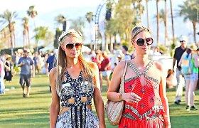 """Muzikos festivalyje """"Coachella"""" šėlo ir ryškiausios pramogų pasaulio žvaigždės"""