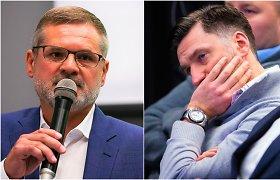 Auditas pradūrė pūlinį: buvusį kandidatą į LFF prezidentus klupdo skandalingi pinigų srautai