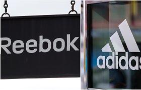 """""""Adidas"""" pranešė apie planus parduoti """"Reebok"""""""