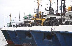 Metų pradžia Baltijos jūros žvejams buvo dosni