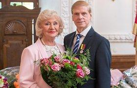 85-ąjį gimtadienį minintis Česlovas Norvaiša – apie šeimyninę laimę, karantiną ir sujauktus planus