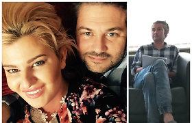 Nigelas Westas atskleidė naujų detalių apie santykius su Sandra Grafinina ir eskorto paslaugas