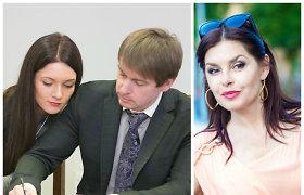 """Teisme dėl laidos """"Pavojingi aukštakulniai"""" – Bogdanovičių vestuves planavusios K.Kaikarienės sėkmė"""
