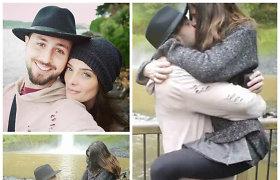 """""""Saulėlydžio"""" žvaigždė Ashley Greene susižadėjo: žiūrėkite romantiškų piršlybų video"""