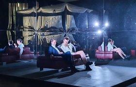 Monospektaklio aktorius G.Rimeika: Sudėtingiausia – atsisakyti deklaratyvumo