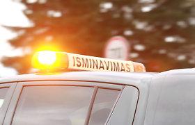 Ieškodami metalo Kuršėnuose vaikai aptiko sprogmenį: buvo kviečiami išminuotojai
