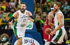 Penkios priežastys, kodėl Lietuvos rinktinės nebematome krepšinio elite