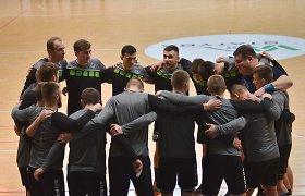 Lietuvos rankinio taurės varžybose paaiškėjo finalo poros