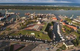 Turizmo diena Klaipėdoje: nuo pažinties su laivų gamykla iki naktinio miesto