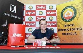 Sportinio pokerio entuziastai iš visos Lietuvos kortas sukryžiavo Druskininkuose