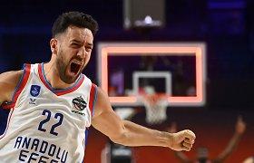 Jokių NBA: Eurolygos MVP lieka čempionų gretose