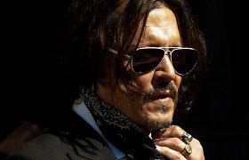 JK teismas blokavo apeliaciją Johnny Deppo šmeižto byloje