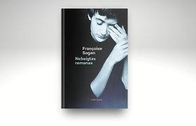 """Po F.Sagan mirties atrastas """"Nebaigtas romanas"""" – jau ir lietuviškai"""