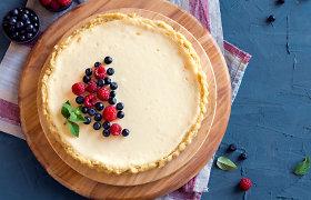 3 populiarūs sūriai, idealiai tinkantys nesaldiems kepiniams ir desertams. Receptai