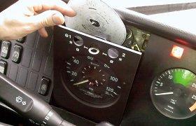 Pažeidimus tachografo diske vairuotojas bandė taisyti už 30 eurų