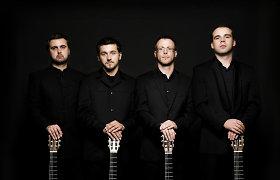 """Baltijos gitarų"" kvartetas: ""Karmen – ir Šanchajuje Karmen"""