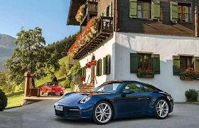 """Uždraudus vidaus degimo variklius, """"Porsche"""" pardavinės legendinį 911 modelį: sugalvojo įdomią išeitį"""