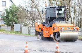 Klaipėdos gatvėms rekonstruoti – 4 mln. eurų iš uosto direkcijos