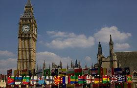 Britanijos spaudos rinkoje – dar viena konsolidacija
