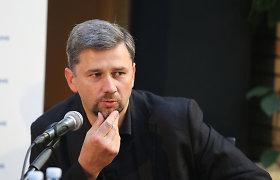A.Liuga išrinktas Valstybės teatrų asociacijos pirmininku