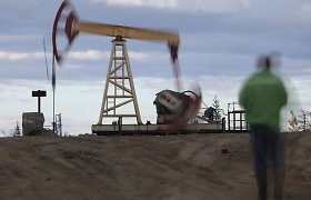 Rusiška nafta per metus atpigo daugiau nei penktadaliu