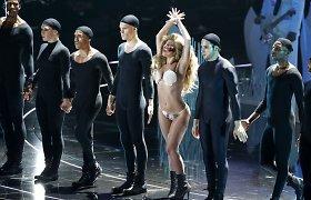"""Lady Gaga pasirodys pirmojoje """"YouTube"""" muzikos apdovanojimų ceremonijoje"""