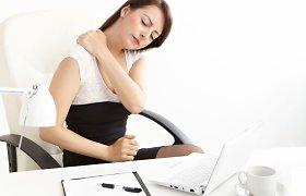 10 priežasčių, galinčių sukelti nugaros skausmą