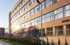 """""""Baltic Asset Management"""" užbaigė didžiausią Baltijos šalyse loftų projektą"""