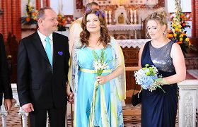 Andželika Petrikytė Palangoje susituokė su savo išrinktuoju Michaeliu Münstedtu