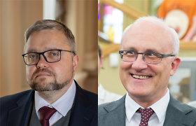 Teismas atmetė S.Jakeliūno ieškinį V.Vasiliauskui dėl garbės ir orumo įžeidimo