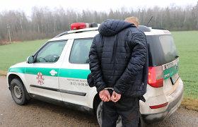 Šiauliuose recidyvistas nuteistas tik po to, kai vieną pensininką apiplėšė 3 kartus