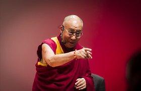 PAR atsisakė išduoti vizą Dalai Lamai