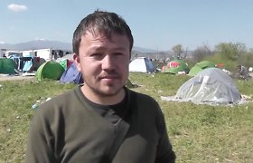 Lietuvos kariams padėjęs afganistanietis įstrigo Europoje ir prašo pagalbos