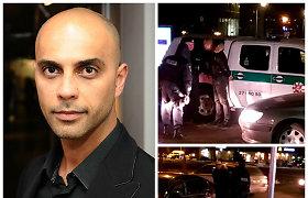 """Ant policininko """"Lexus"""" automobiliu prie plovyklos važiavęs Mundis išvengė baudžiamosios bylos"""