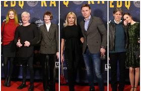 """Itin lauktas metų filmas """"Pelėdų kalnas"""" iškilmingai pristatytas sostinės publikai"""