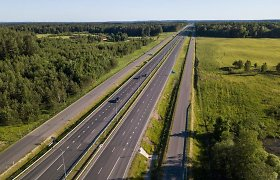 Pradedama rengtis magistralinio kelio Vilnius–Utena rekonstrukcijai