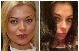 Genutė Žalienė pakeitė įvaizdį: kelis metus buvusi blondine persidažė plaukus šokoladine spalva