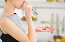 Kokias pagrindines klaidas daro žmonės, vartodami antibiotikus?