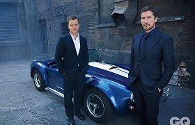 """Christianas Bale'as prisipažįsta, kad transformacijos filmams pavertė jį ir Mattą Damoną """"niūriais senukais"""""""